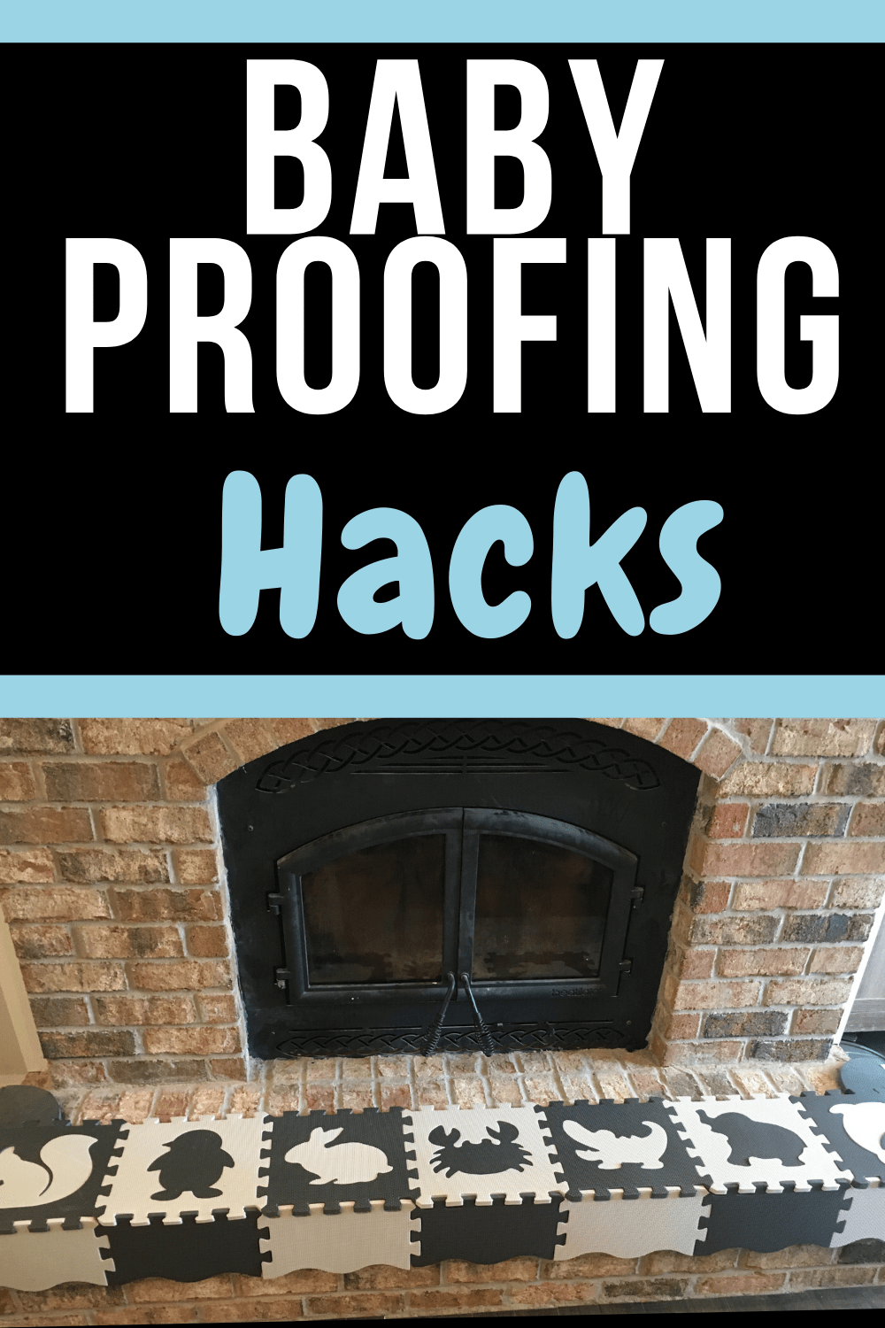 The Best Baby Proofing Products: Tips and Tricks to Keep Baby Safe! Including the Areas You Can't Skip Over! #baby #toddler #babyproof #babyproofing #childproof