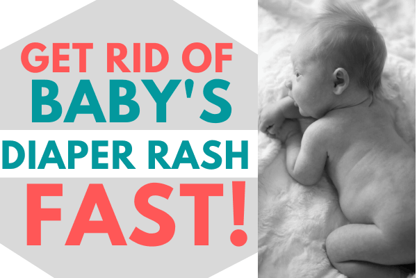 Products that Might be Causing Baby's Rash and Tips to Get Rid of it Super Quick! #baby #newborn #toddler #diaper #diaperrash #babystuff