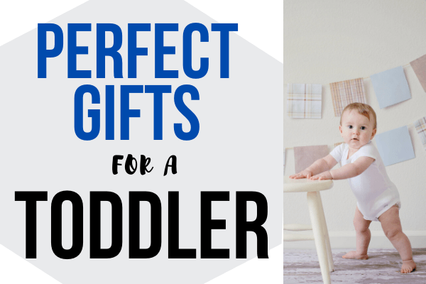Toddler Gift Ideas: 20 of the BEST toys for Boys and Girls that will Last! #toddlergiftsboy #toddlergiftsgirl #toddlergiftideas