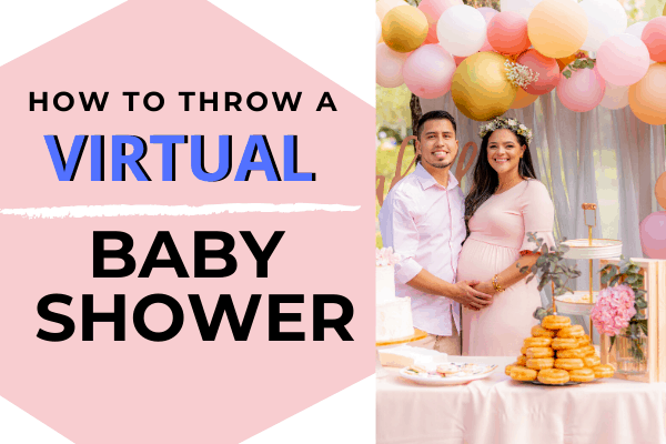 How To Throw A Virtual Baby Shower Oh Baby Love