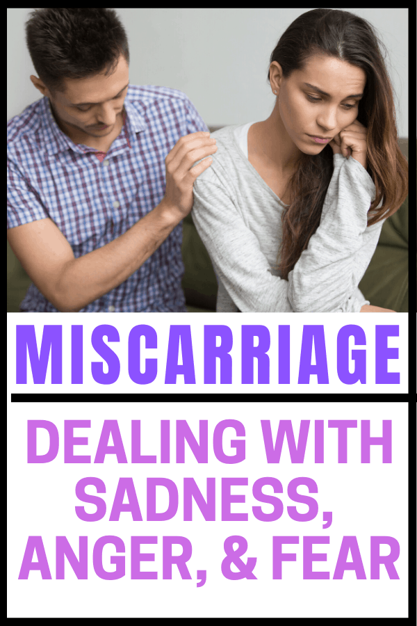 Dealing with Miscarriage and Pregnancy After Loss and all the Emotions that come with it!